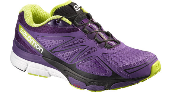 Salomon X-Scream 3D Löparsko violett, lila